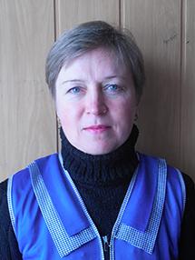 Підсобний робітник Остапенко Марина Вікторівна