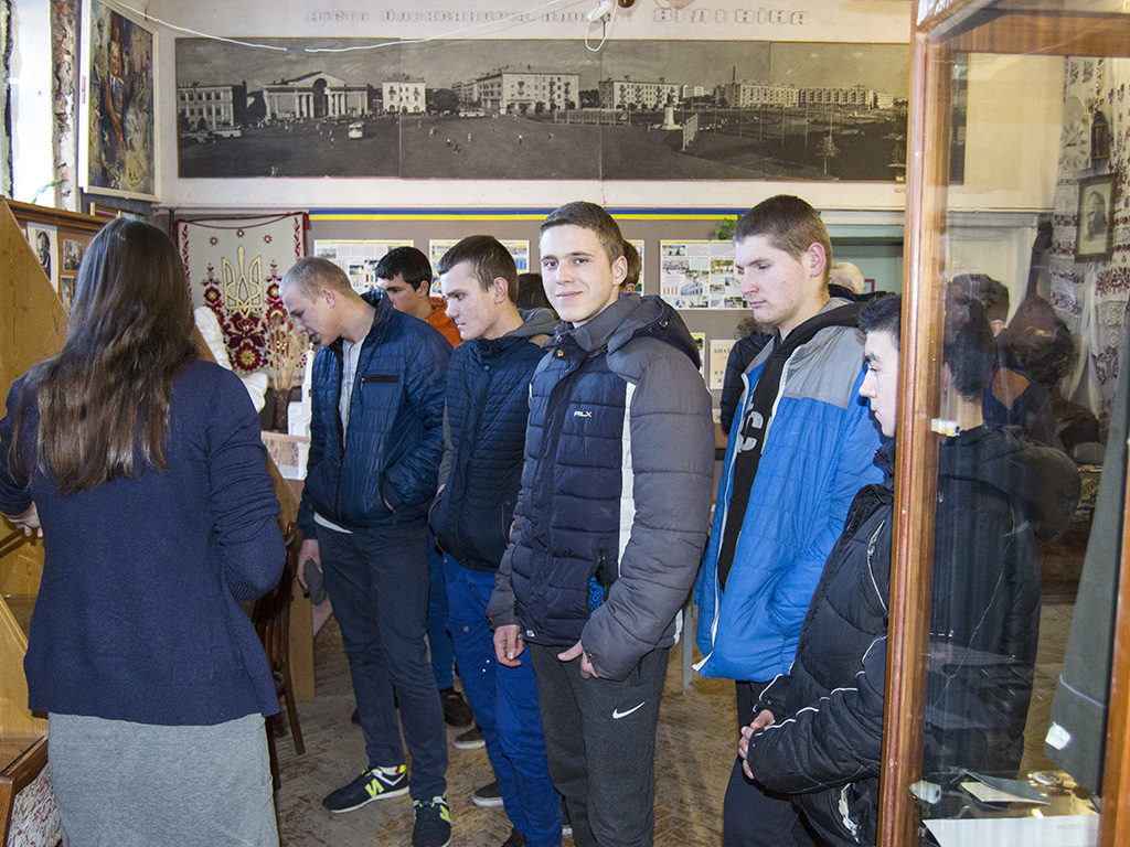 Екскурсія до Олександрійського краєзнавчого музею