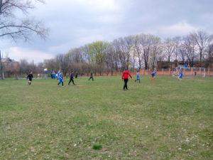 Товариський футбольний матч