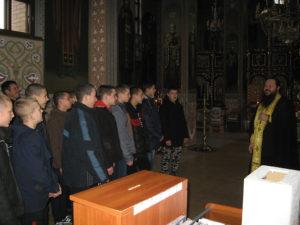 Макіївське ПУСР ім. А.С.Макаренка відвідало храм пророка Ільї